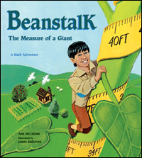 Beanstalk the Measure of a Giant by Ann McCallum