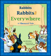 Rabbits Rabbits Everywhere by Ann McCallum